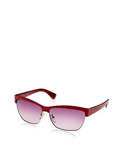 Police Gafas de Sol S8663 (62 mm) Rojo Oscuro