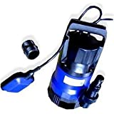 Neiko 50637 1/2 HP Submersible Water Pump with Float Switch