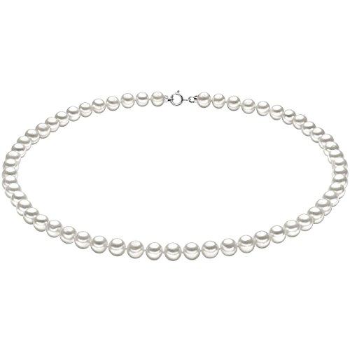 collana donna gioielli Comete Perla classico cod. FWQ 103 AM