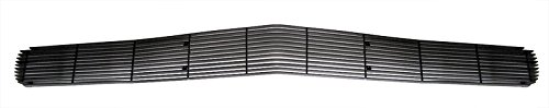MaxMate 09-2014 Dodge Challenger Upper 1PC Replacement Phantom Black Billet Grille Grill Insert (2014 Dodge Challenger Grill compare prices)