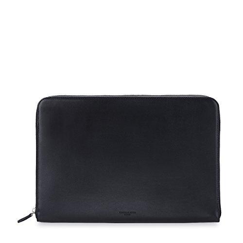 zip-around-folio-smooth-leather-black