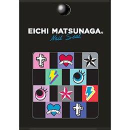 ウイングビート EICHI MATSUNAGA ネイルシール Sー005