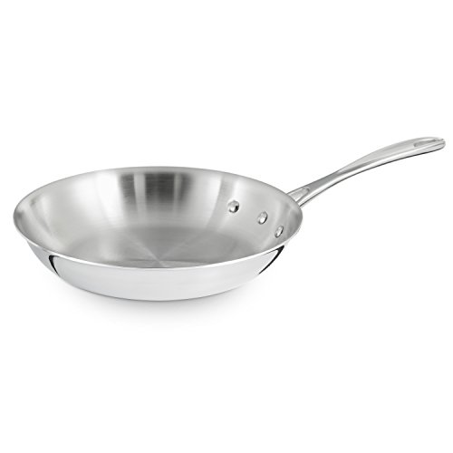 Calphalon Triply Stainless Steel 8-Inch Omelette Fry Pan (Calphalon 8 Stainless Steel compare prices)