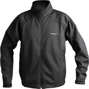 Venture Heated Clothing 7.4 Volt Heated Jacket - Large/Black