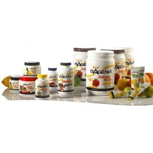 Isagenix Dairy & Gluten Free 30-Day Cleansing And Fat Burning System