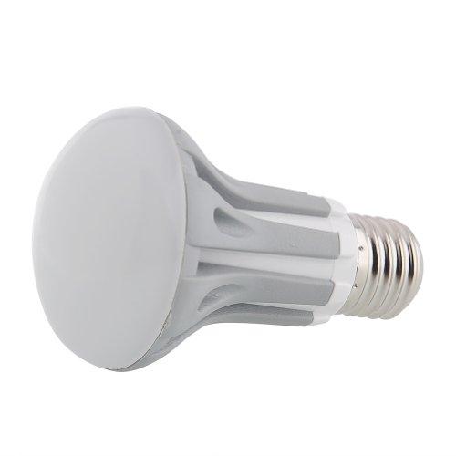 {Factory Direct Sale} E27 R63 Base 8W 30 Led 2835 Smd Pure Cool Daywhite Spotlight Spot Light Bulb Lamp Ac 220V 300Lm