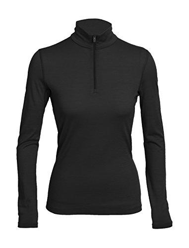 icebreaker-wmns-oasis-ls-half-zip-camiseta-larga-de-balonmano-americano-para-mujer-color-negro-talla