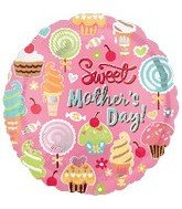 "18"" Sweet Mother's Day Anagram Balloons"