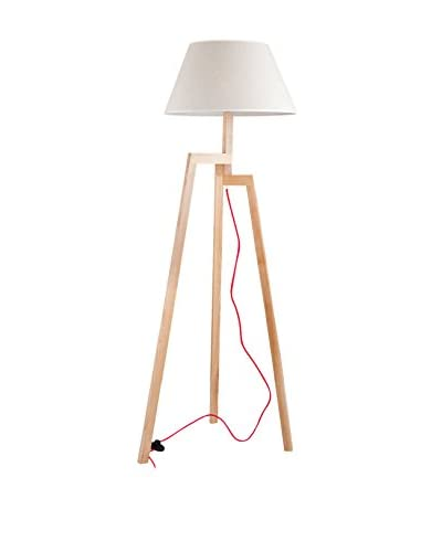 Light & Design Floor lamp Hout hout