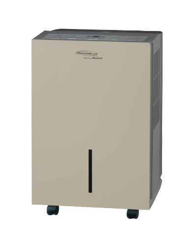 SoleusAir Energy Star 70 Pint Dehumidifier, with Straight Bucket, # DP2-70-03
