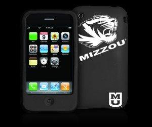 Tribeca Iphone 3g / 3gs Silicone Case - Missouri U Of