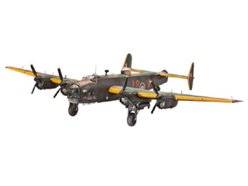 Revell - 04670 - Maquette - Handley Page Halifax Mk.I/II