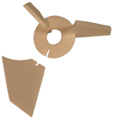 Quest Aerospace Water Rocket Replacement Fin Set - 1