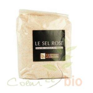SEL ROSE FIN extrait des contreforts de l'himalaya 500 g