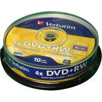 Verbatim 43488-104.7Go 4x DVD + RW Axe Mo