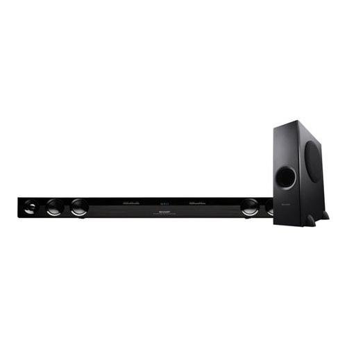Sharp Ht-Sb40 High Power Soundbar And Wireless Subwoofer
