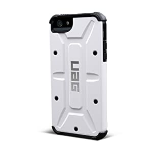 URBAN ARMOR GEAR Case for iPhone 5/5S, White