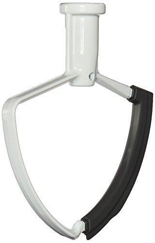 KitchenAid KFEW6L Flex Edge Beater for 6-Quart Bowl-Lift Stand Mixers - White (Kitchenaid Lift Stand compare prices)