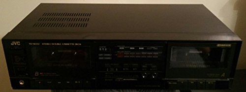 Best Price JVC DOUBLE CASSETTE DECK