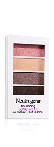 Neutrogena Nourishing Long Wear Eye Shadow Plus Primer, Classic Nude, 0.24 Ounce