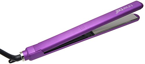 Fahrenheit Sleek Pro Professional Slim Line Metallic Titanium Plate 1