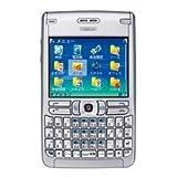 スマートフォン ノキアビジネス用モバイルターミナル Nokia E61-1 Silver