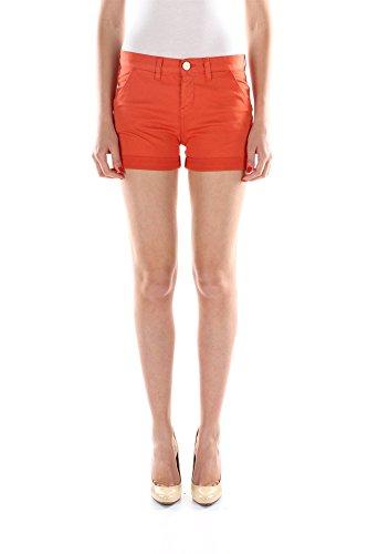 Shorts Pinko Donna Cotone Arancio 1G111CY1AMB14 Arancio 29
