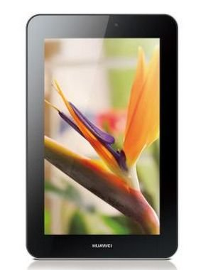 中古美品 HUAWEI Mediapad 7 Youth 7インチ 4GB Android 4.1.2 1.6GHz S7-701wa ブラック タブレット