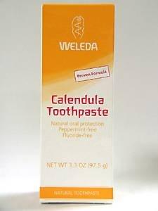 Weleda Calendula Toothpaste, 2.5-Ounce (Pack of 2)