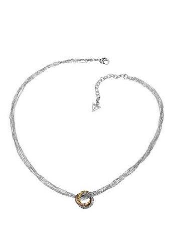 Guess Damen-Halskette 45cm Ubn11126 thumbnail