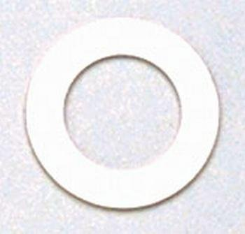 100 Extra Dress Washers for Pots & Input Jacks Nickel