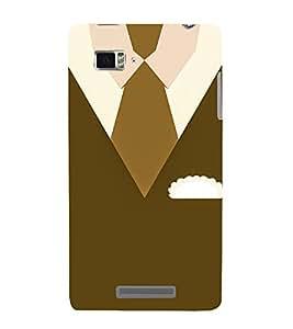 Winter Wear Design 3D Hard Polycarbonate Designer Back Case Cover for Lenovo Vibe Z K910