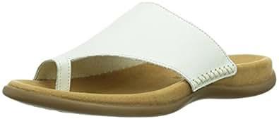 Gabor Shoes Gabor 83.700.21 Damen Clogs & Pantoletten, Weiß (weiss), EU 37 (UK 4) (US 6.5)