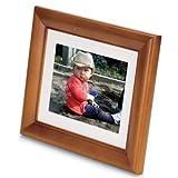 FUJIFILM デジタルフォトフレーム 7インチ 内蔵メモリー512MB 解像度800×600 オーク DP-S7V