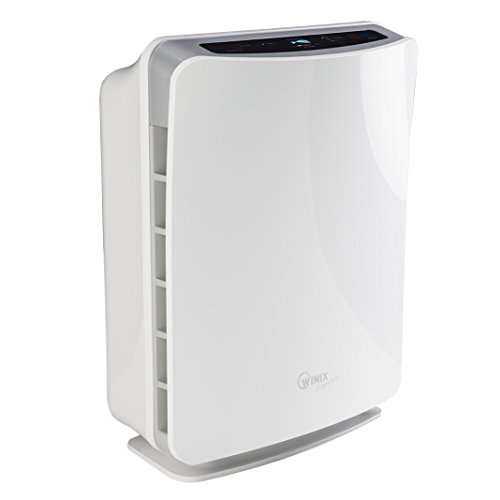 Winix U300 Signature Large Room Air Cleaner with True HEPA 5-Stage Filtration, PlasmaWave Technology and AOC Carbon