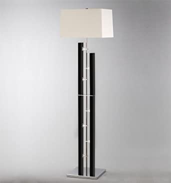 nova lighting level floor lamp tall and skinny standing. Black Bedroom Furniture Sets. Home Design Ideas