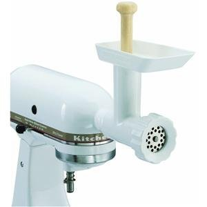 Review Of KitchenAid KitchenAid FGA Food Grinder Attachment for Stand Mixers