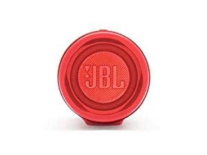 JBL Charge 4 Portable Waterproof Wireless Bluetooth Speaker - Red (Color: Red, Tamaño: 5.10 x 9.12 x 4.4)