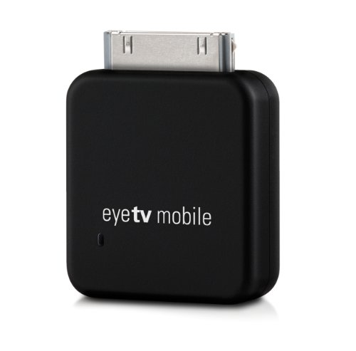 Elgato EyeTV Mobile TV Tuner for iPad (2. and 3. Generation) & iPhone 4S