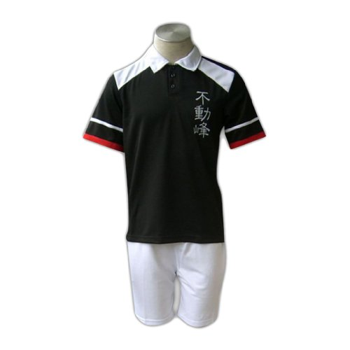 Prince Of Tennis Cosplay Costume - Fudomine High School Summer X-Small