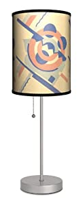 Lamp-In-A-Box D?cor Art - Bear Faces Sport Silver Lamp at Sears.com