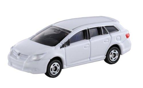 Takara Tomy Toyota Avensis White #98