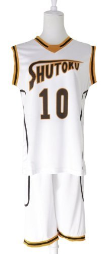 10 Cosplay M size Kuroko's Basketball Hidenori high school uniform Takao Kazunari uniform number] [c62M (japan import) by My cosplay online bestellen