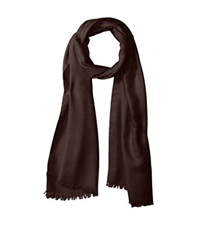 Gucci Women's Large Shawl, Dark Brown As You See