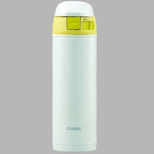 Zojirushi SM-DA50WB 17-Ounce Stainless Mug, White (Zojirushi Thermos White compare prices)