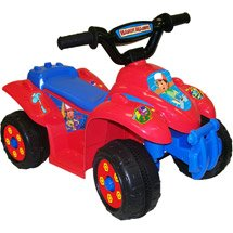 Disney Handy Manny 6V Mini Quad Ride On