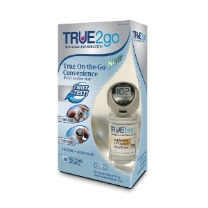 Image of True2go Blood Glucose Starter Kit 1 Ea (Pack of 2) (B008PGQS0C)