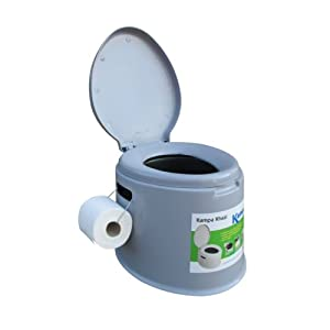 Kampa Khazi Toilettes portables: Sports et Loisirs