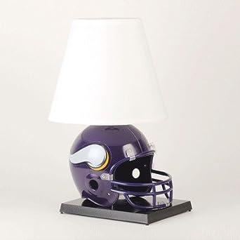 Wincraft 1500771 NFL Deluxe Helmet Lamp - Minnesota Vikings