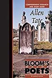 Allen Tate: Blooms Major Poets: Comprehensive Research And Study Guide (0791078892) by Harold Bloom